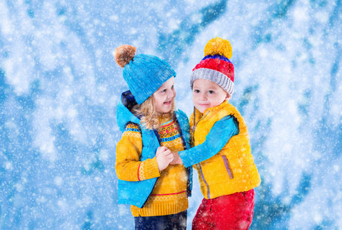 Winter Warning for Head Lice